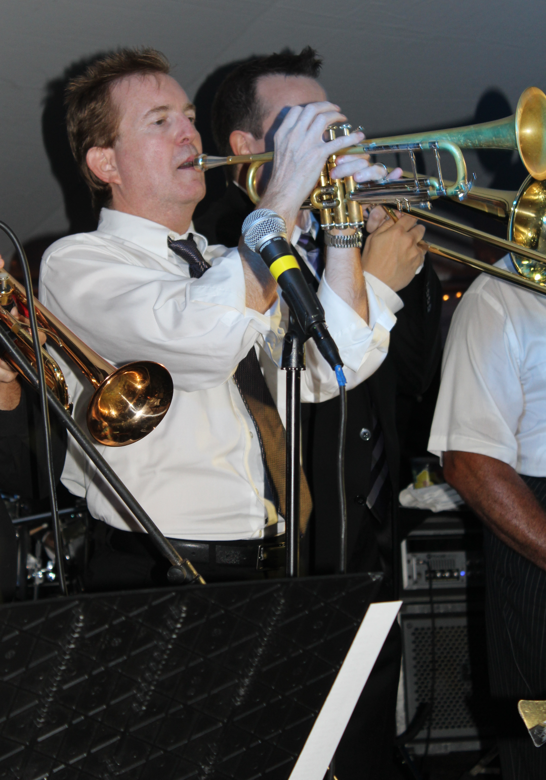 Mr. Russ Ryan- Trumpet