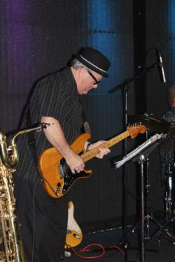 The rockin' Jimmy Bass