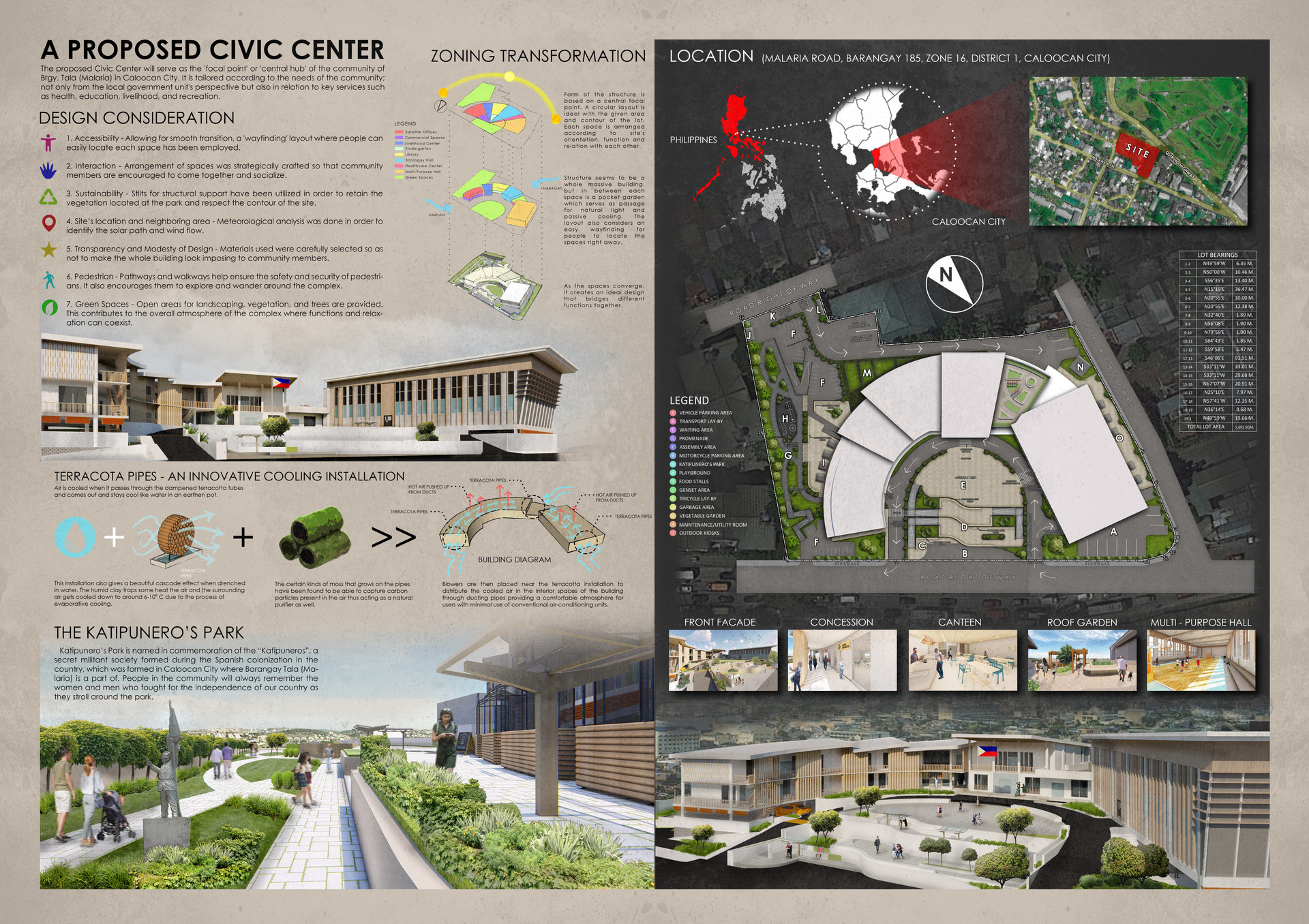 Page 1 - A Proposed Civic Center - SEED