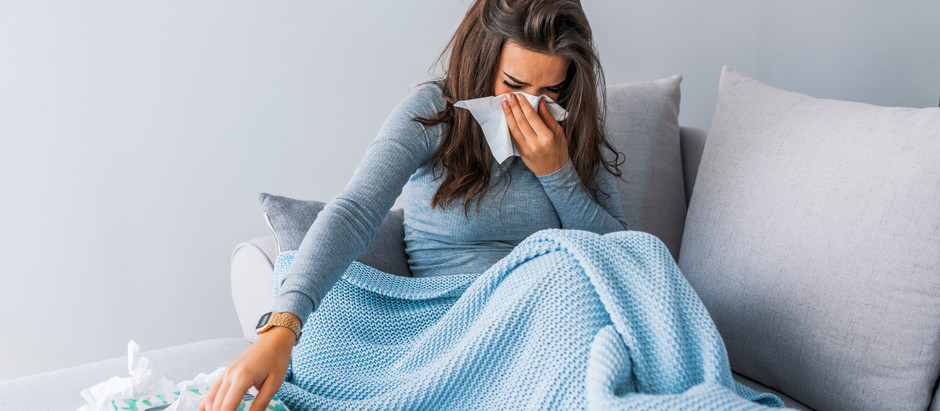 Covid-19 cases are on the rise.  Here's What You Can Do to Lessen the Symptoms.