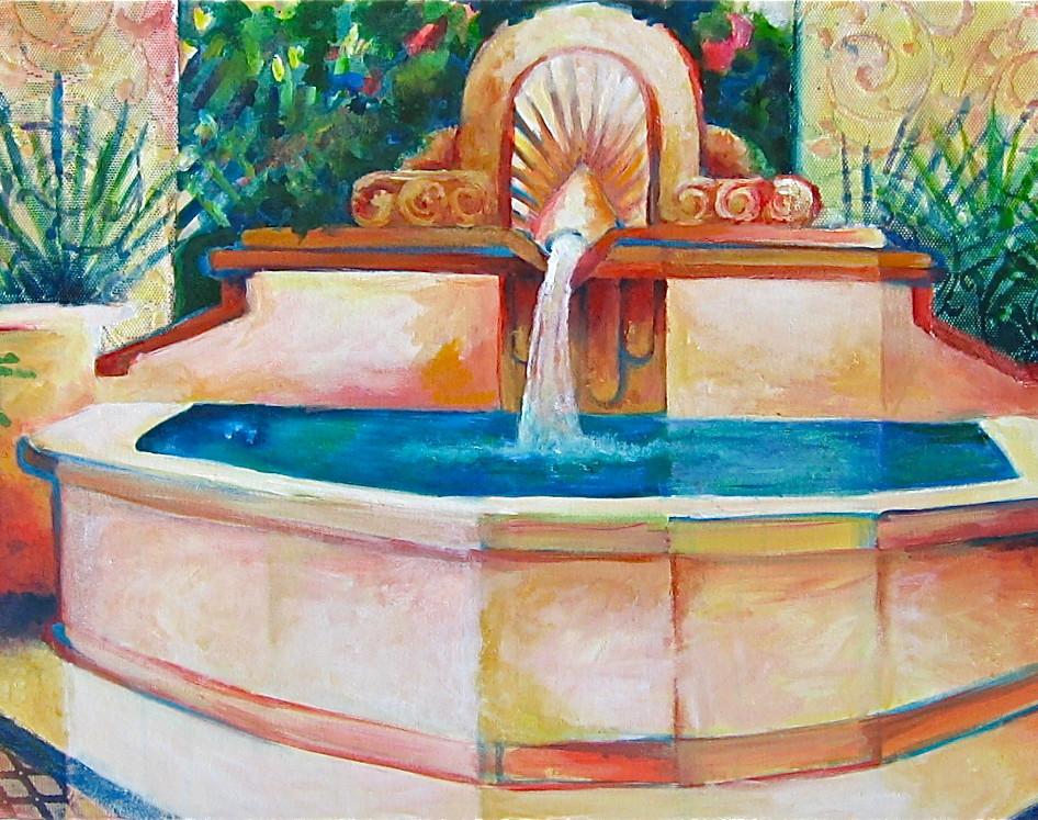 Fountain, San Antonio