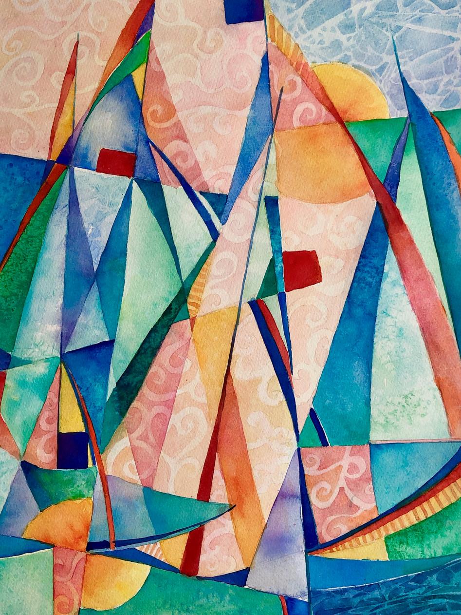 Sails and Swirls