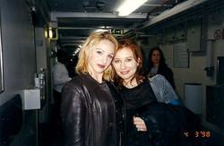 Nicole with Tori Amos - 1998.jpg