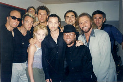 with savage Garden & the Bee Gees - Paris - 1998.jpg