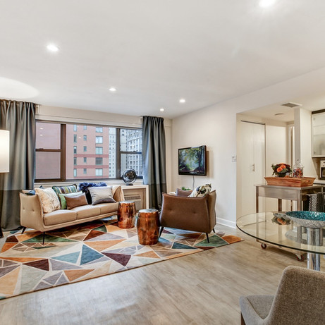 East 69th Street Studio Apartment