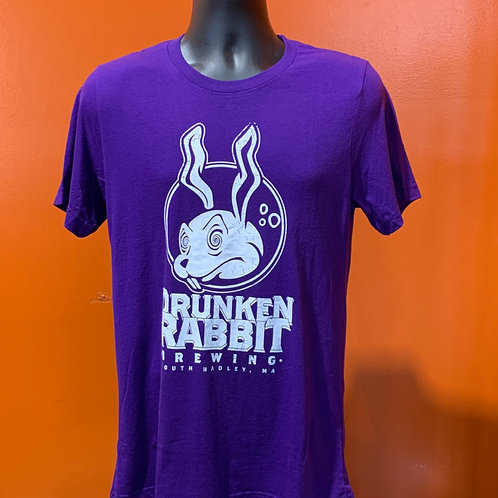 Crew T-shirt (Unisex) -Purple