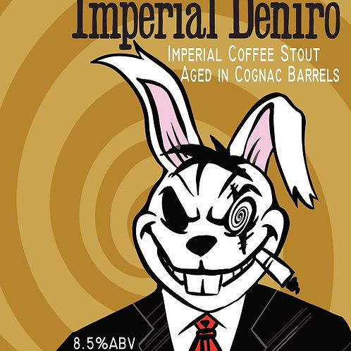 Imperial Deniro - Coffe Stout - 8.5% ABV