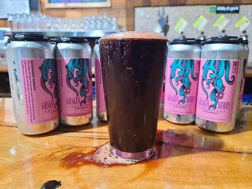 Kraken Berry - Sour Stout - 8% ABV