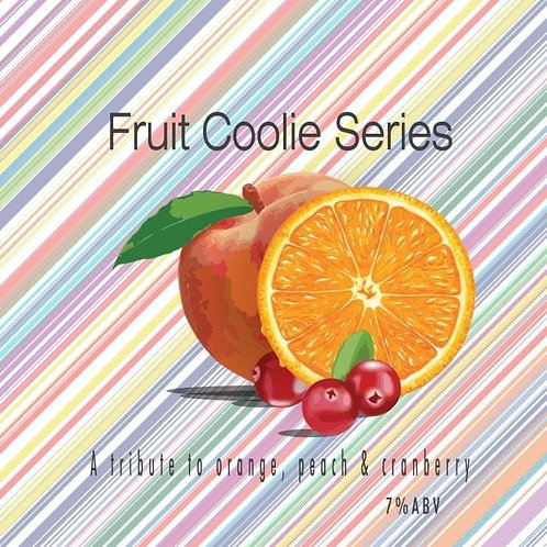 Fruit Coole OPC - Fruited Seltzer - 7% ABV