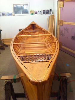 16' canoe