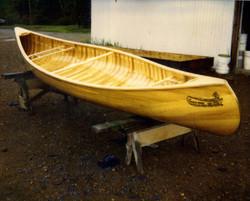 15' Huron canoe