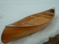 17' Huron canoe