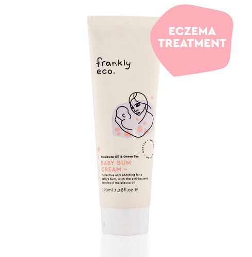 Baby Bum Cream Featured As Natural Eczema Treatment