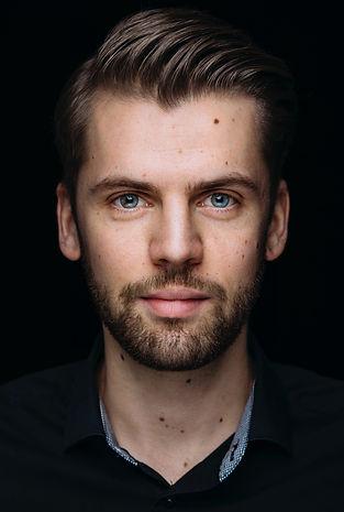 Daniel Feik Portrait Komponist Darstelle