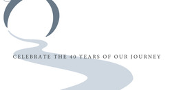 40 years of journey Banner