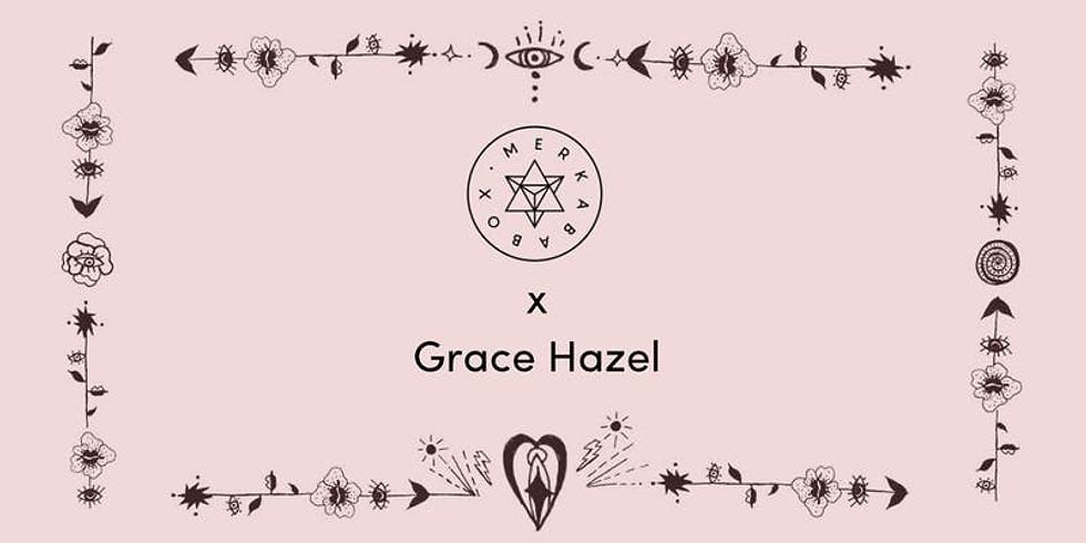 Merkababox X Grace Hazel : Launching Ceremony