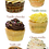 Thumbnail: CUPCAKES (6cm)