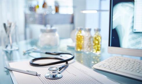 Wykres i Stetoskop