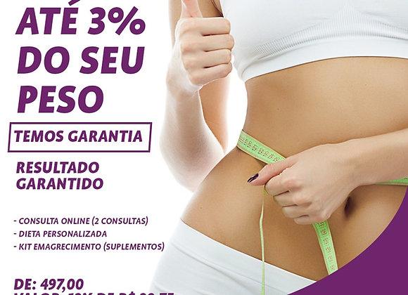 PACOTE EMAGREÇA EM CASA