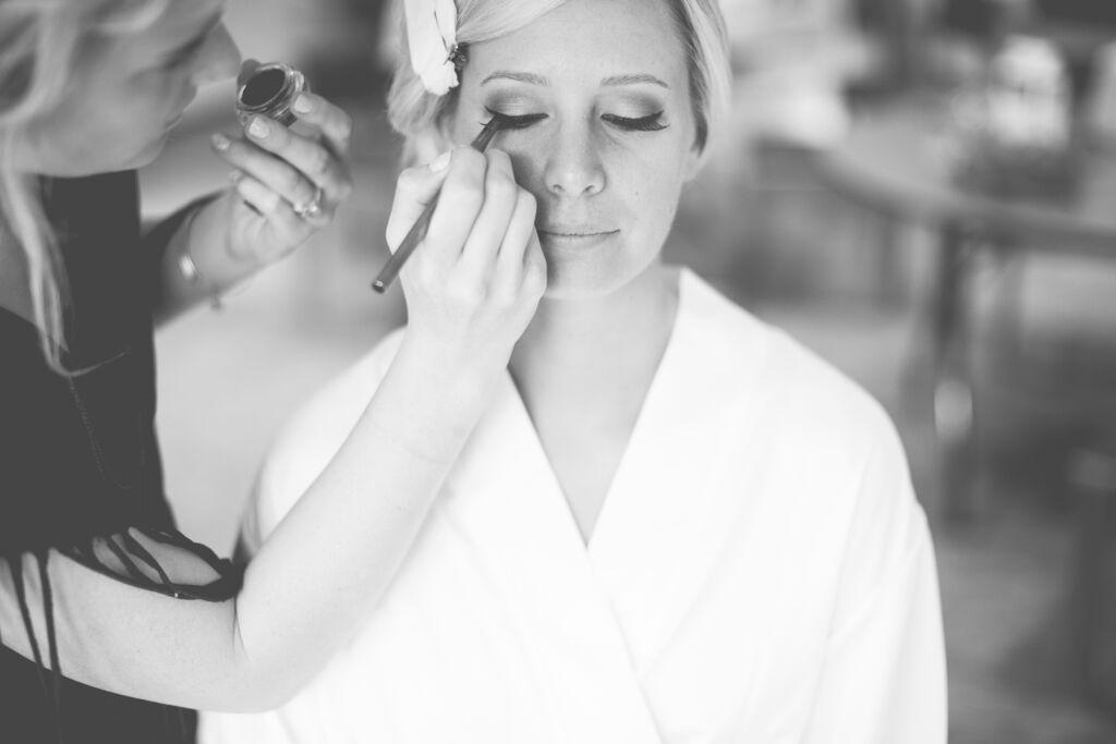 Emily makeup