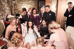 crystal wehlage wedding