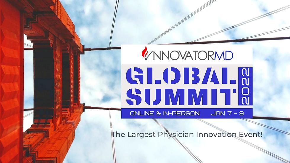 InnovatorMD Global Summit 2022