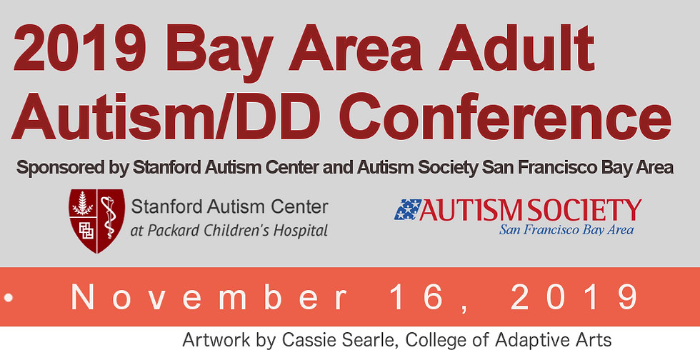 Conference: 2019 Bay Area Adult/DD Conference