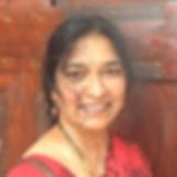 Swathi Red Sari Pic.JPG