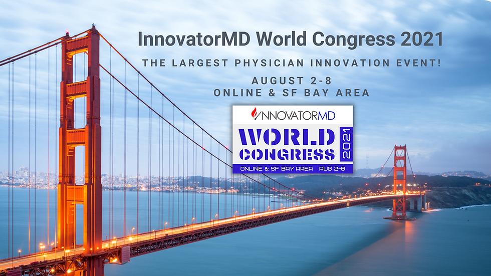 InnovatorMD World Congress 2021