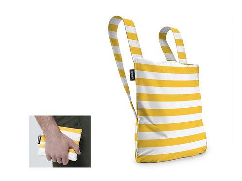Notebag . Mochila/bolsa plegable