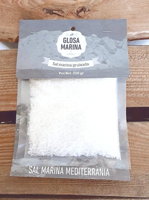 Sal marina natural gruesa