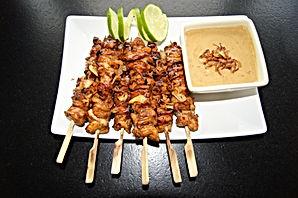 brochettes saté indonesiennes keryanti