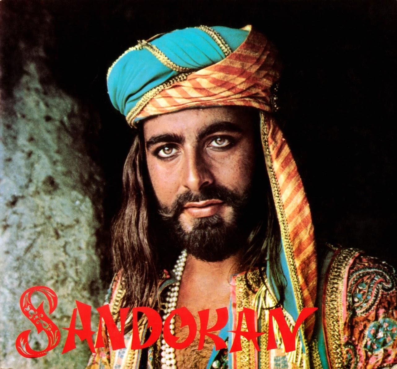 Sandokan Cover shot