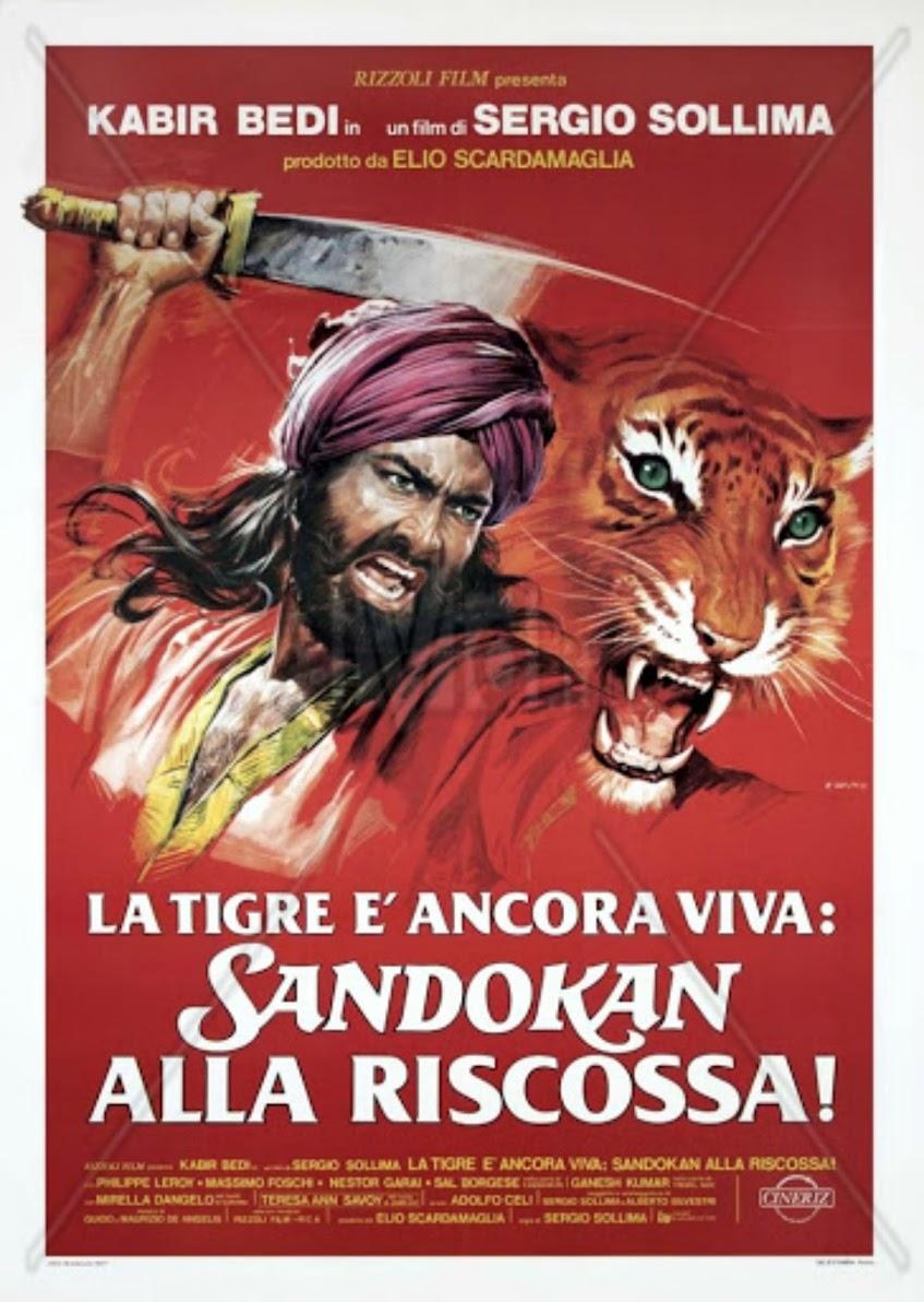 Sandokan Poster