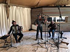 Enregistrement live - Ciac Boum