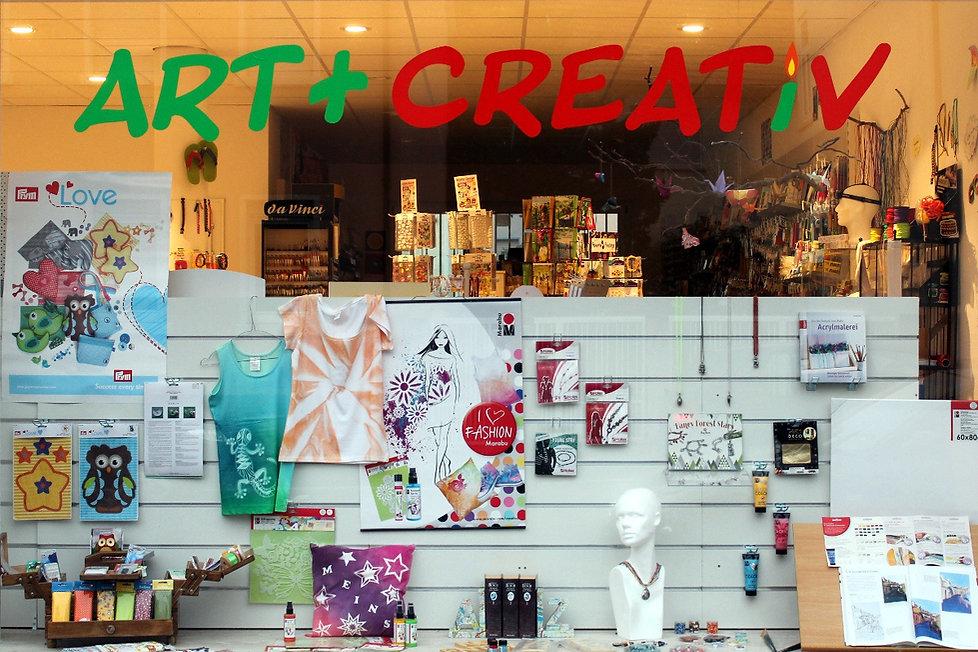 Art + Creativ Offenbach - Schmucksortiment