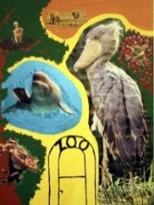art creativ bastelgeburtstag - Collage
