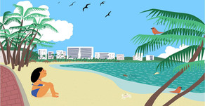From the beach to the laboratory: How I became a scientist