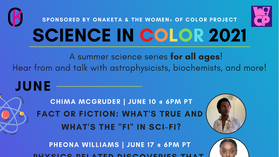 Onaketa | Science in Color