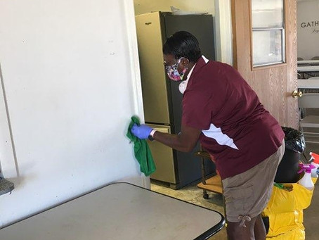 Cleaning Your Facility