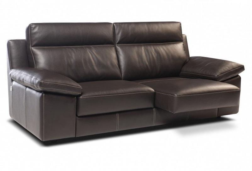 Telvin: Handmade Italian Recliner Sofa