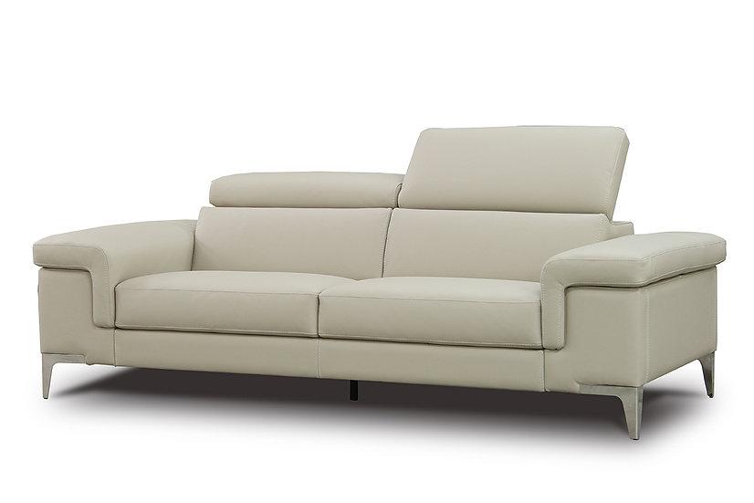 Lili: Handmade Italian Recliner Sofa