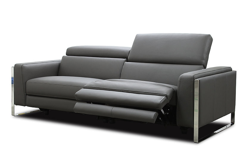 Paul: Handmade Italian Recliner Sofa