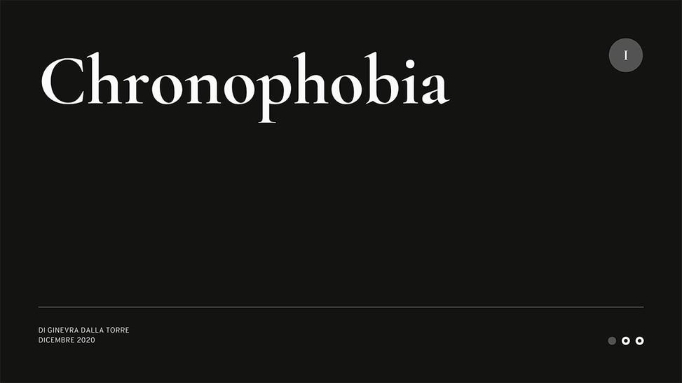 Chronophobia