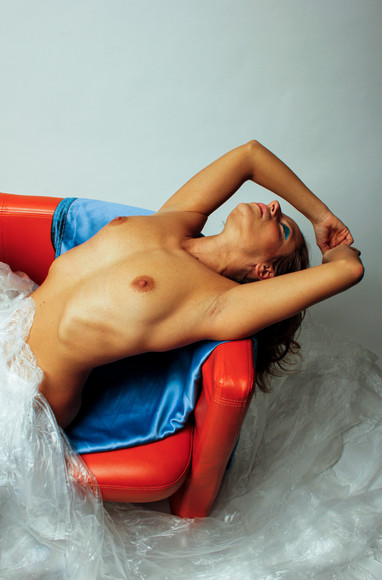 Ph Beatrice Lo Cascio Model Clelia Bastari