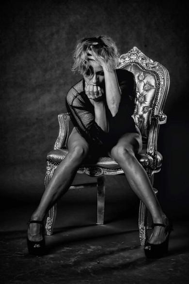 Model Clelia Bastari