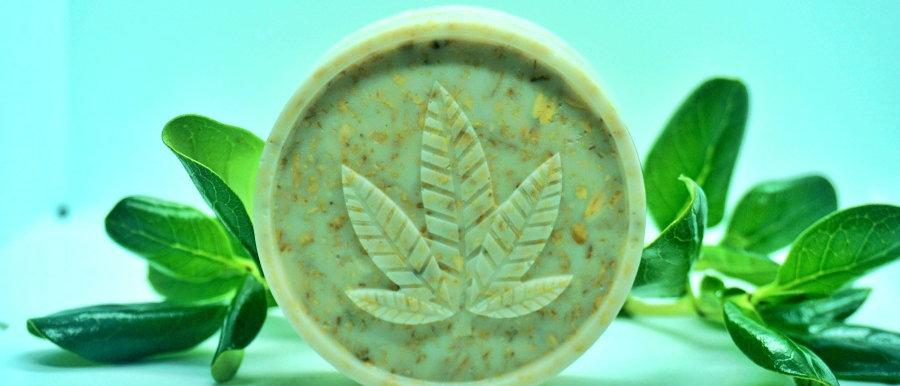 Herbal Honey & Oatmeal Soap