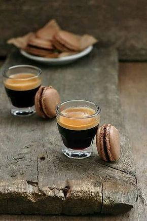 Coffee served with Macarons.jpeg