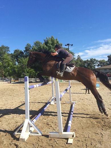Amber & Grande jump.jpg