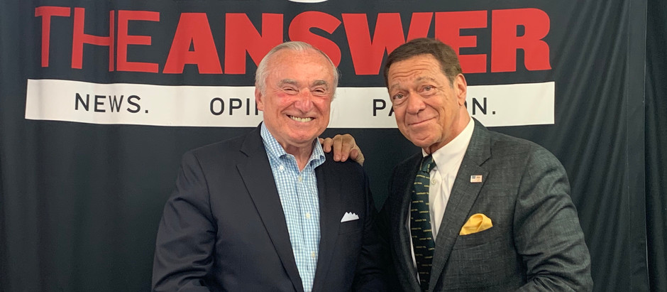 A Conversation on NY's Criminal Justice Reforms with Joe Piscopo